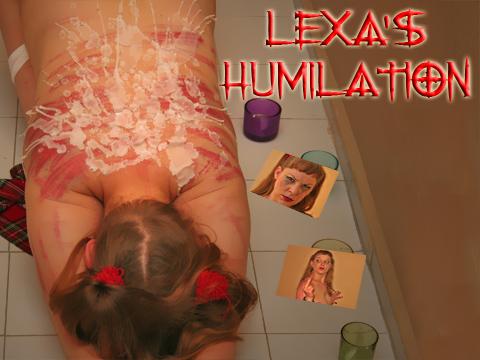 Lexa Humilation